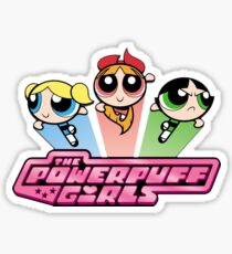 Powerpuff Girls Sticker