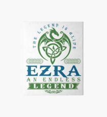 Legend T-shirt - Legend Shirt - Legend Tee - EZRA An Endless Legend Art Board
