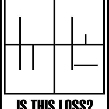Is this loss? [Minimal meme]  by ashikshrestha