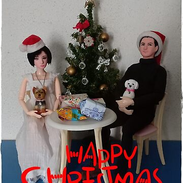 Barbie doll Christmas by Kathryn8