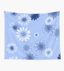 Multicolored natural flowers 16 Wall Tapestry