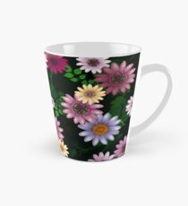 Multicolored natural flowers 20 Tall Mug