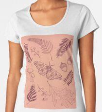 Autumn  Premium Scoop T-Shirt