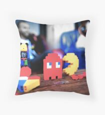 lego fun Throw Pillow