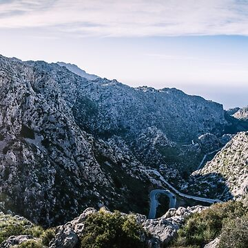 Coll dels Reis Panorama – Mallorca / Majorca by lesslinear