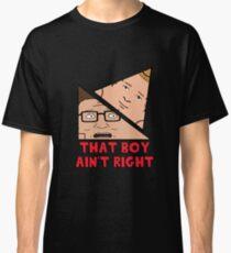 Camiseta clásica Ese chico no está bien