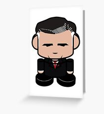 Mitt Romneybot 1.0 Greeting Card