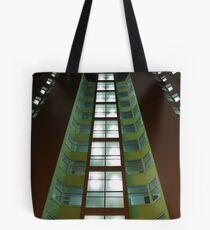 Metropole Court at Night Tote Bag