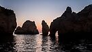 the Rocks by Marcel Ilie