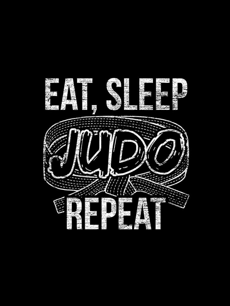 Judo hobby by GeschenkIdee