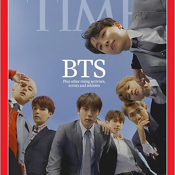 BTS TIME by redkpopstore