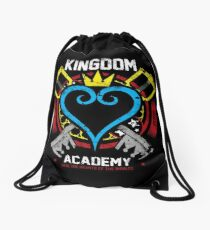Kingdom Academy - Join and set you Heart Free Drawstring Bag