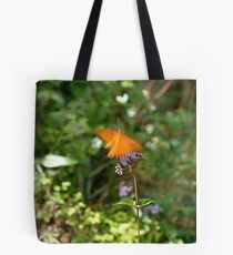 Beautiful Blur - the Butterfly as Abstract Art Tote Bag