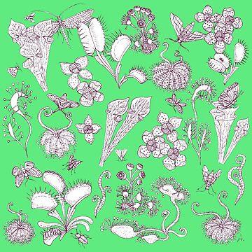 Fatal Desire green by MissARobi