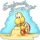 Sandcastle Super-star by Jadekettu