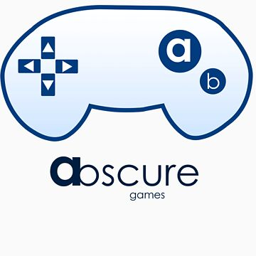 Abscure Games Controller by Pinpickle