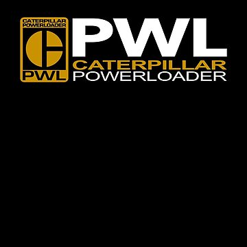 PWL CATERPILLAR POWERLOADER by chazy73