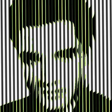 Halftone Elvis Presley  by Studio-CFNW11