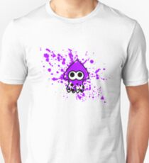 Splatoon Squid Purple T-Shirt