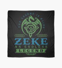 Legend T-shirt - Legend Shirt - Legend Tee - ZEKE An Endless Legend Scarf