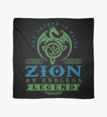 Legend T-shirt - Legend Shirt - Legend Tee - ZION An Endless Legend Scarf