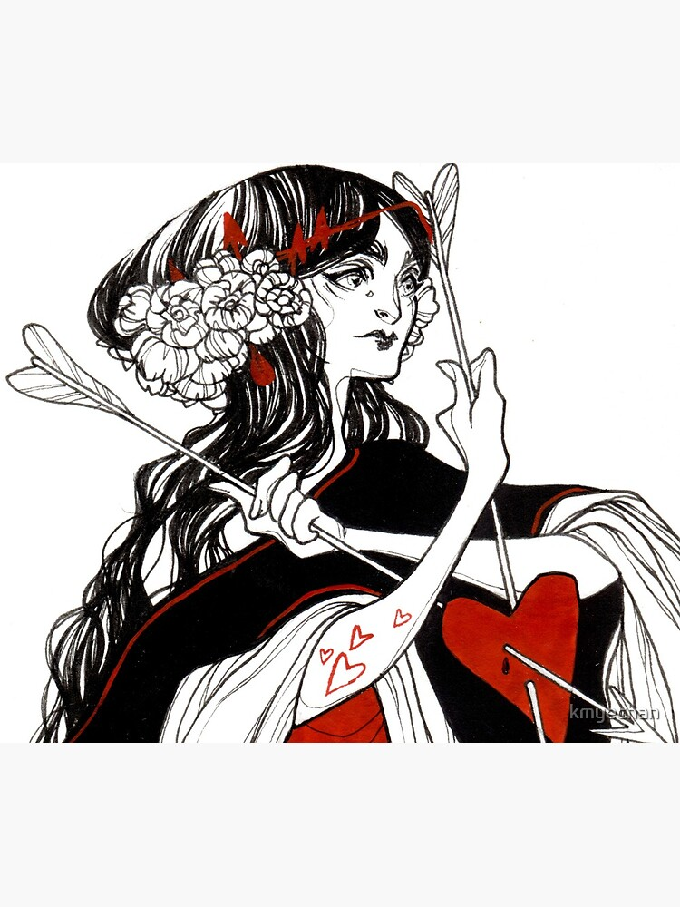 Queen of Hearts by kmyechan