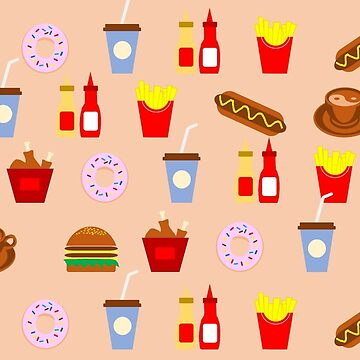Fast Food Mashup by NeonArcade87