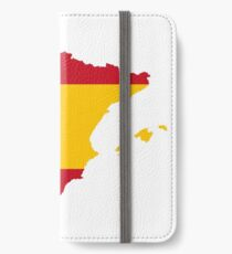 Espana iPhone Wallet/Case/Skin