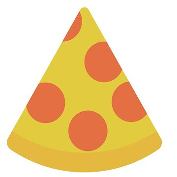 Pepperoni Pizza Slice by NeonArcade87