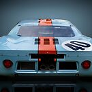 Ford GT40 by dlhedberg