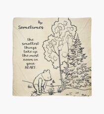 Winnie the Pooh - Manchmal die Kleinsten Tuch