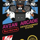 AVIAN ARCADE by TEEPECKER