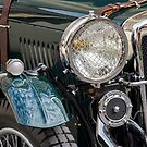 MG Roadster by dlhedberg