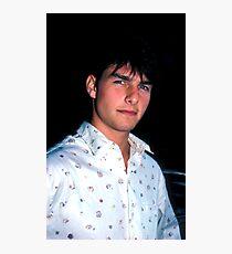 Tom Cruise  Photographic Print