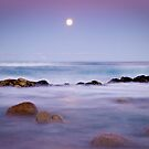 Lunar Light - Friendly Beaches, Tasmania by Liam Byrne