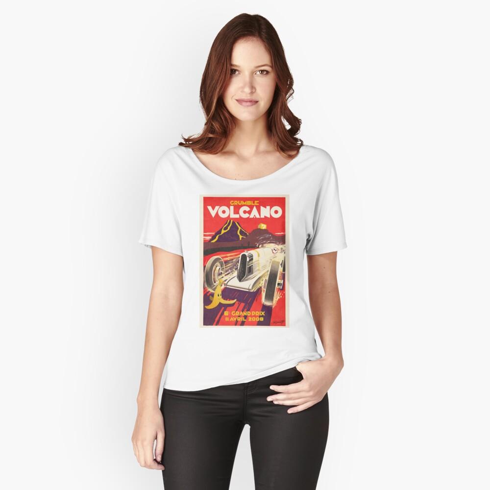 Grummel Volcano Grand Prix Baggyfit T-Shirt