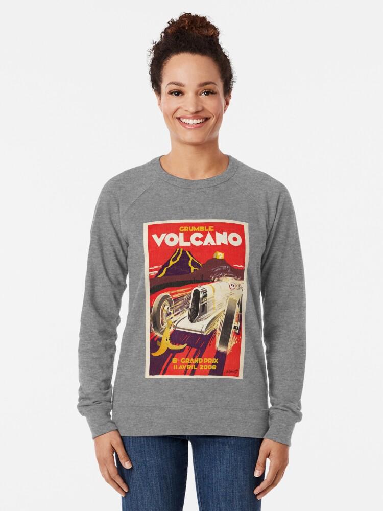 Alternative Ansicht von Grummel Volcano Grand Prix Leichtes Sweatshirt