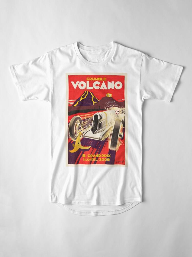 Alternative Ansicht von Grummel Volcano Grand Prix Longshirt