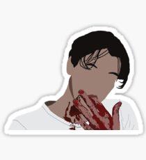 billy loomis Sticker