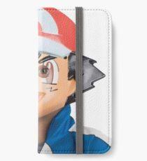 Ash Costume iPhone Wallet/Case/Skin
