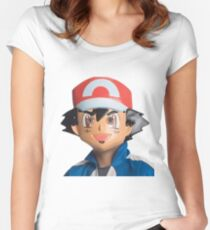 Ash Costume Women's Fitted Scoop T-Shirt