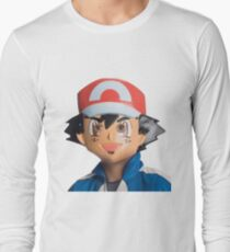Ash Costume Long Sleeve T-Shirt