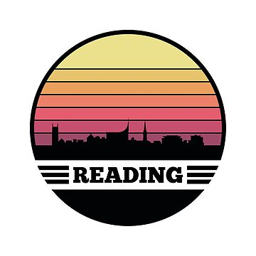 Reading Skyline (England) by SvenHorn