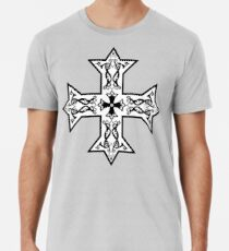 Cross, Coptic Cross Premium T-Shirt