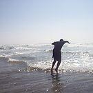 beach comber by octaviusmiller