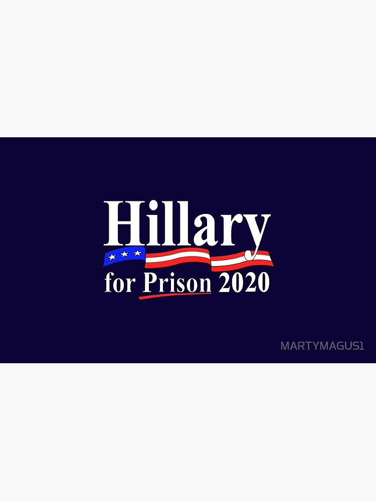 Hillary für das Gefängnis 2020 von MARTYMAGUS1