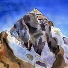 The mountains by Irina Reznikova