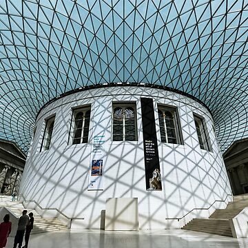 The British Museum by baneling