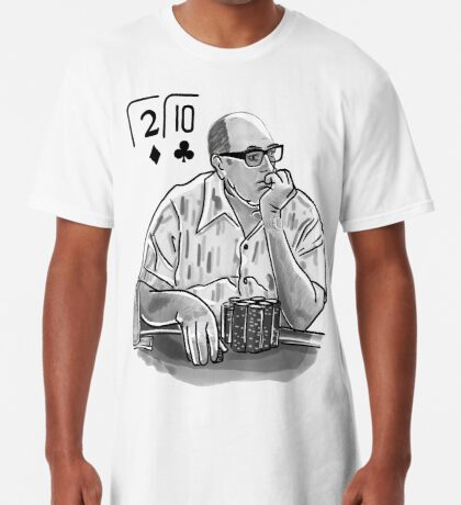 Doyle Brunson Poker Legend Long T-Shirt