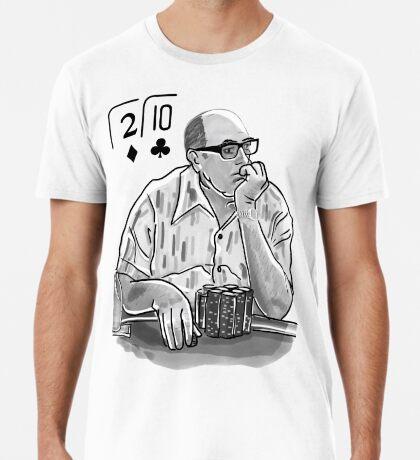 Doyle Brunson Poker Legend Premium T-Shirt